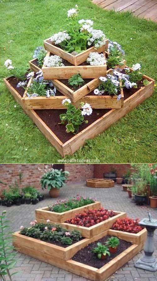 garden ideas 20 truly cool diy garden bed and planter ideas GIGVQZR