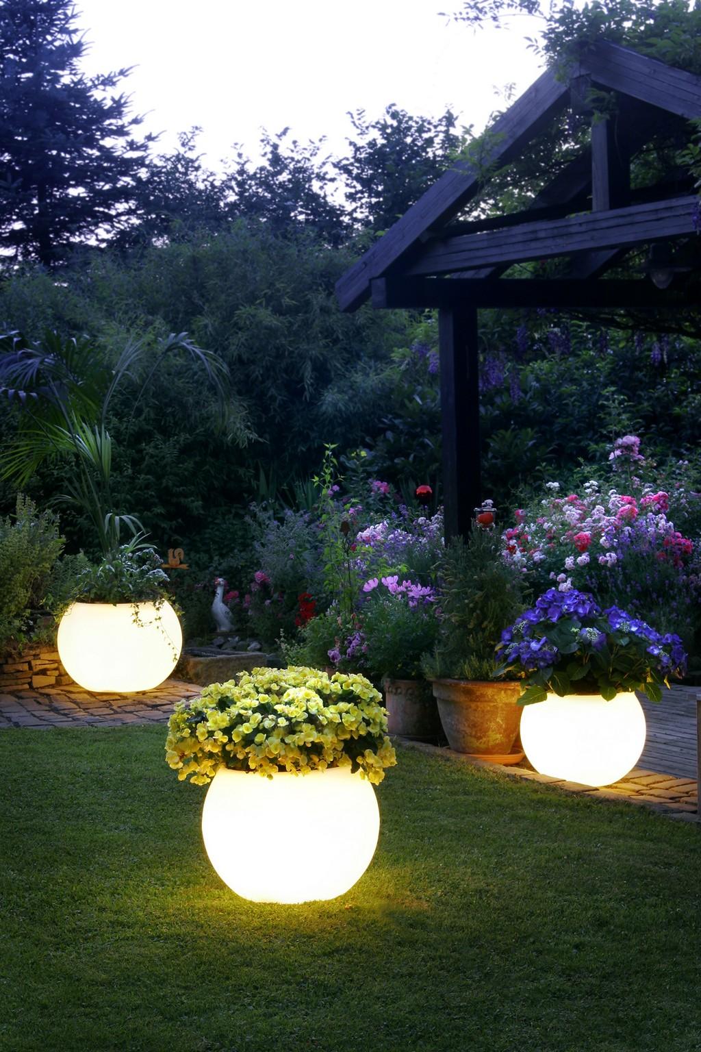 garden lights garden lighting MHZMBKY