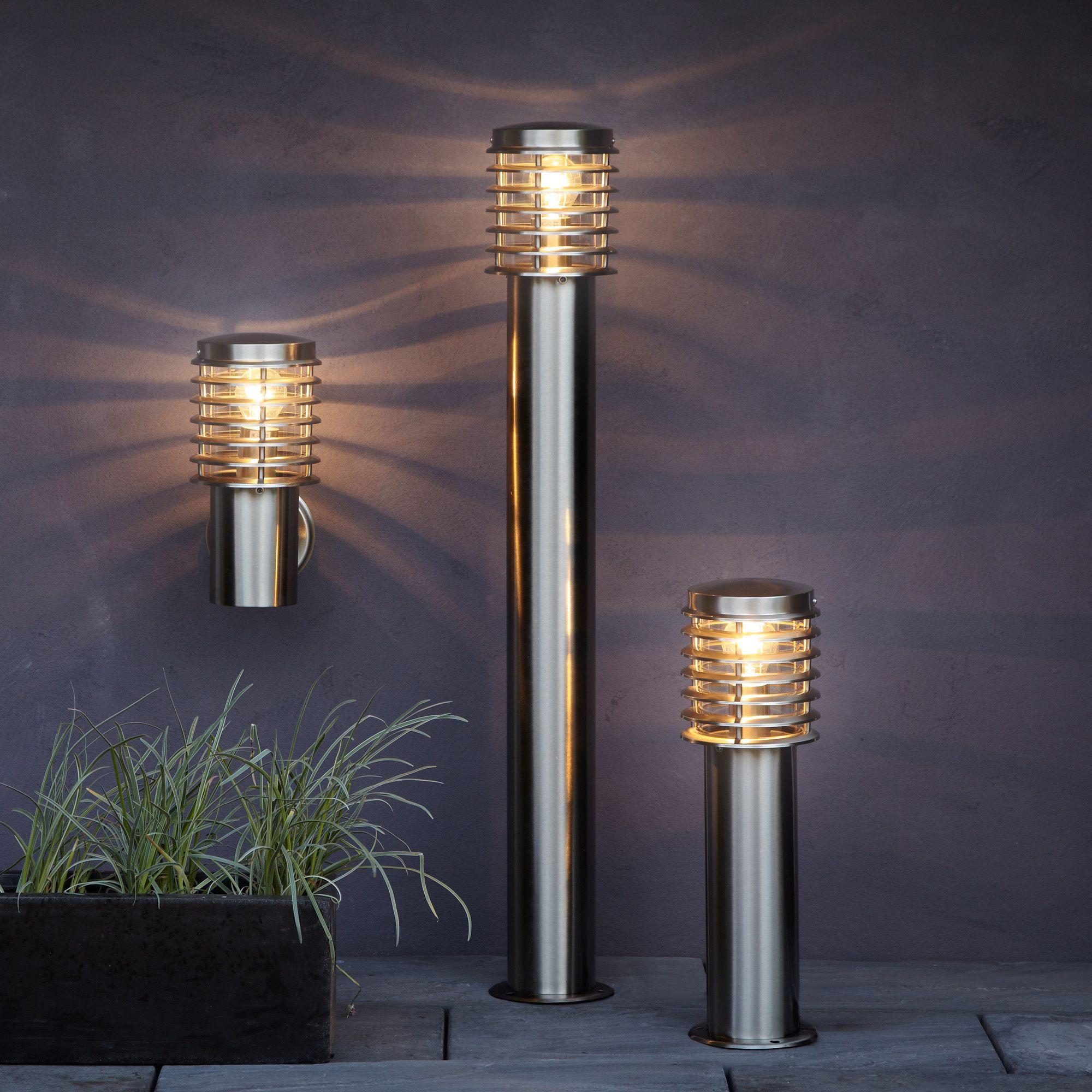 garden lights post lights AOWUNRL