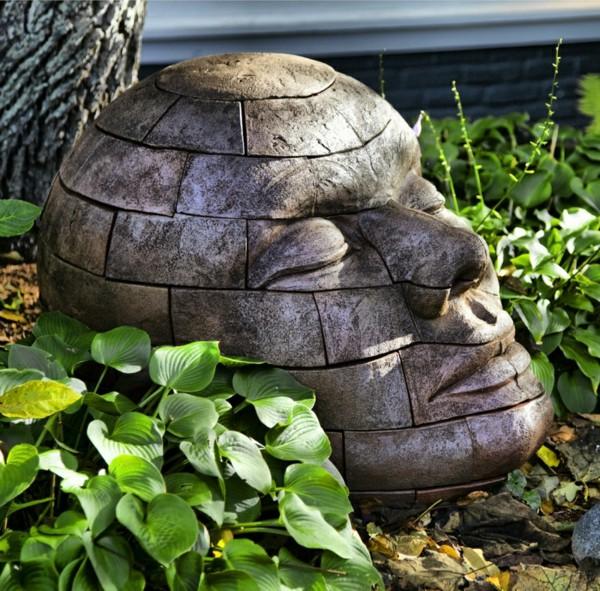 garden ornaments fancy garden sculpture gartendeko YMUWFCP
