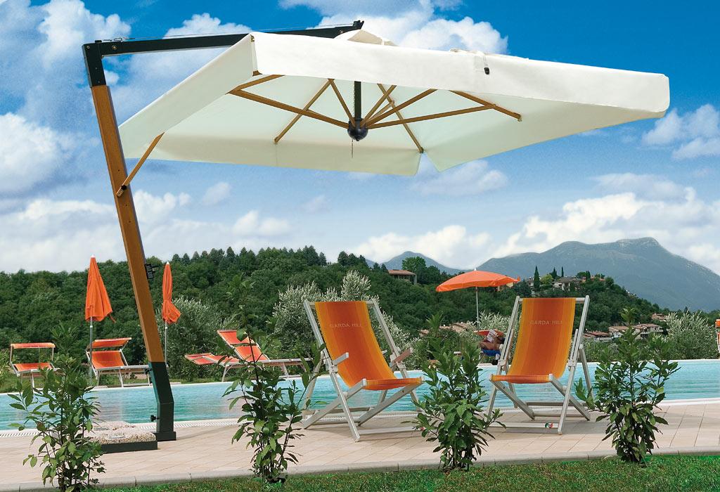 garden parasols wooden-garden-parasol UPTMNMA