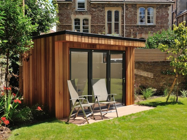 garden rooms bespoke garden retreat SRPSHZM