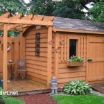 Creative garden shed ideas