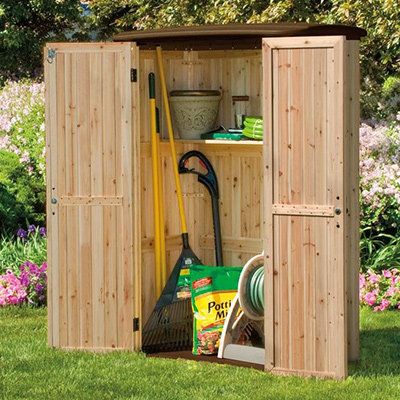 garden storage outdoor storage VWCFYWE