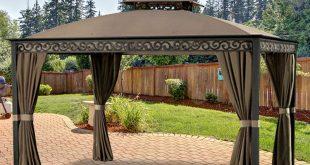 gazebo canopy southport 10u0027 x 12u0027 gazebo replacement canopy - riplock 350 QODAMCG