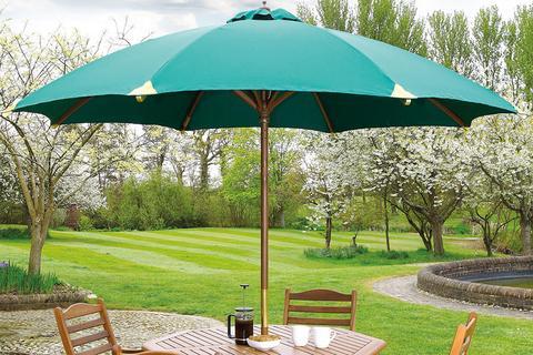 green garden parasols SCIGPWM