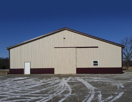 horse pole barn kits - horse riding arenas ILFZUMO