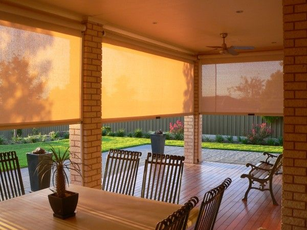 how to choose outdoor blinds KGZUUBL