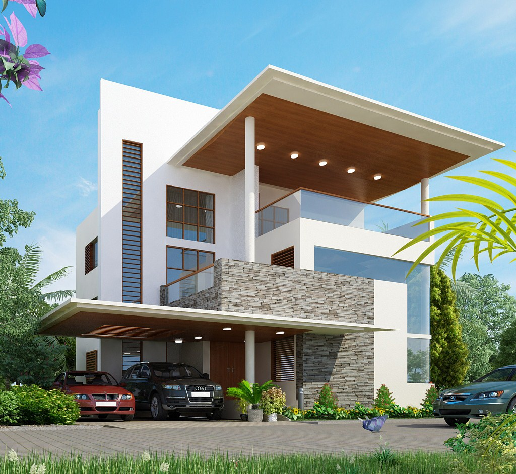 Simple House Design – Beautiful Houses