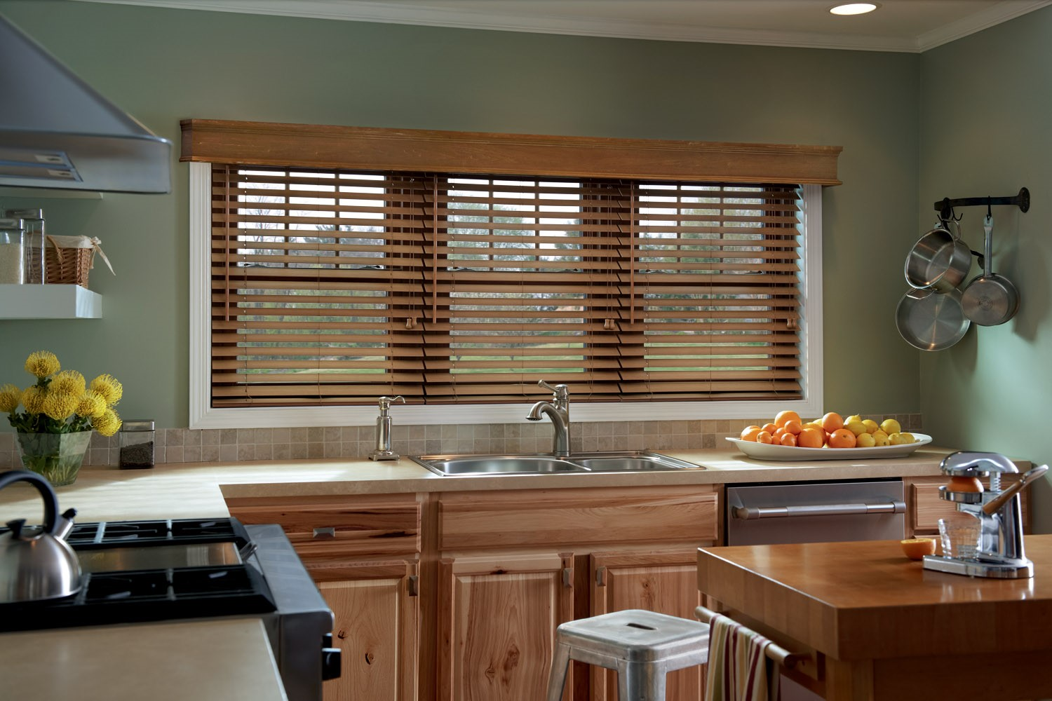 kitchen blinds banner DZGJIPO