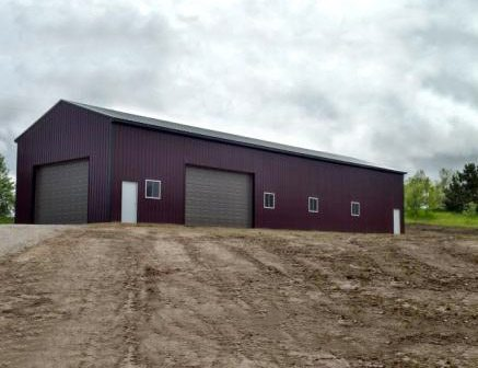 large. most popular large pole barn ... XUDSPLC
