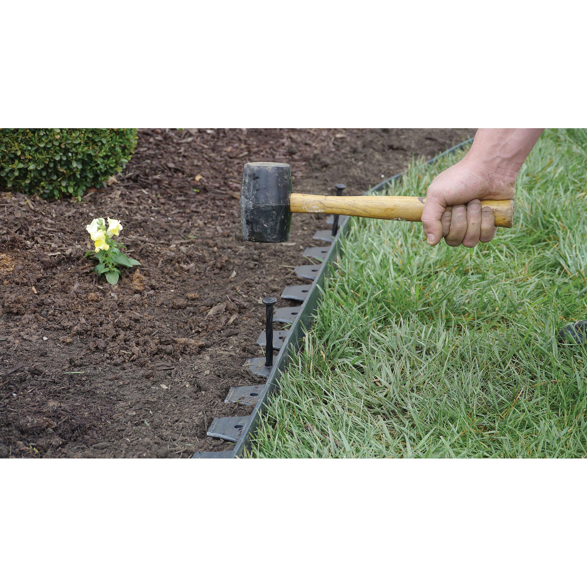 lawn edging dimex easyflex no dig landscape edging, 40u0027 UFIQSEU