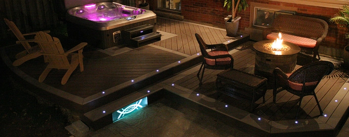 led decking lights | dekor ™ europe JAGSWXS
