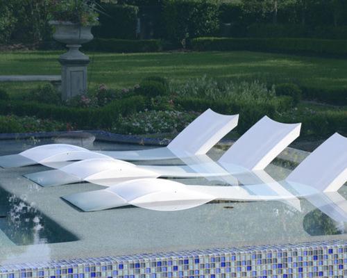 ledge lounger in-pool furniture SQTNNZK