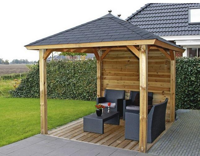 Wooden Gazebos – Ideal For Unwinding