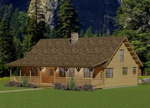 log home plans berwick CIVQWAJ