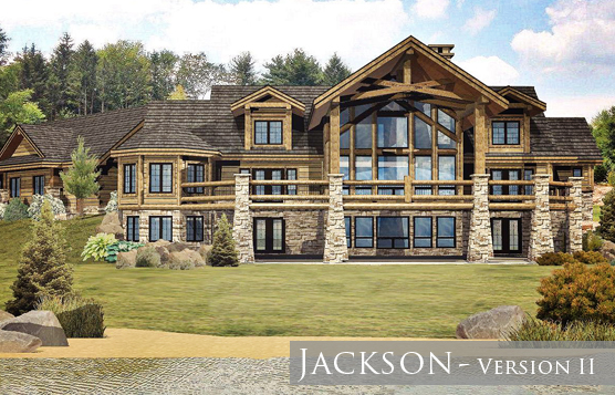 log home plans with wisconsin log homes. kensington lodge tamarach jackson version ii ... LZWQZAS