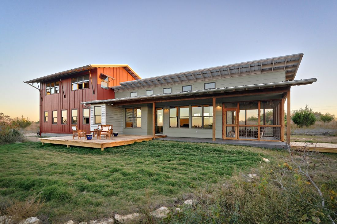 A guide to metal building homes