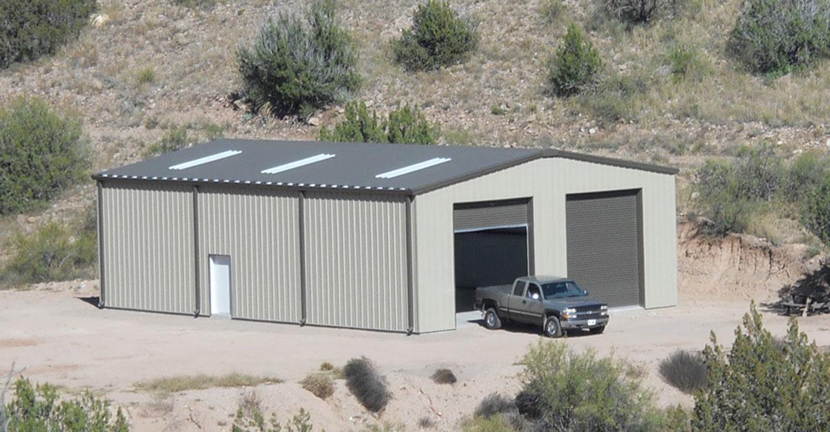 metal garages 40x60 garage building new mexico HTUFMKL