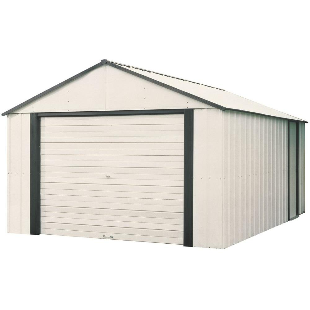 metal sheds vinyl-coated garage type steel storage shed VCJQHHO