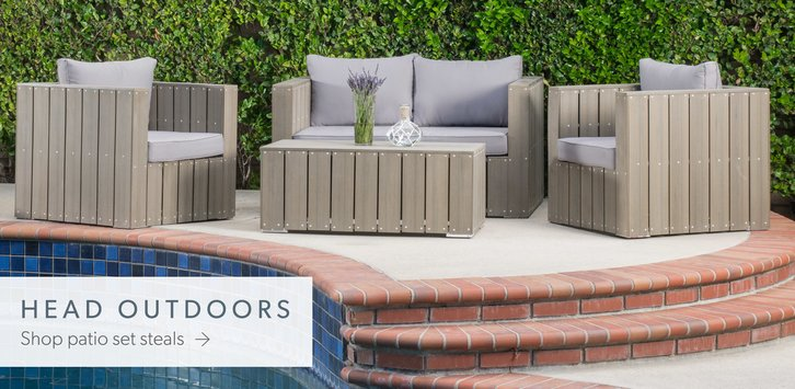 modern outdoor furniture + decor | allmodern XUFWOYR