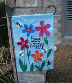 my favorite garden flags NPBTBQZ