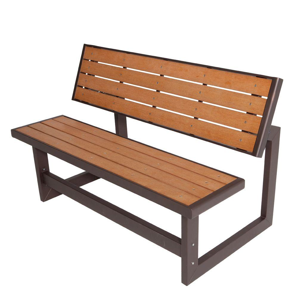 outdoor benches convertible patio bench NBRKLZS