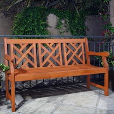 outdoor benches wyndham outdoor eucalyptus garden bench HADWIEV