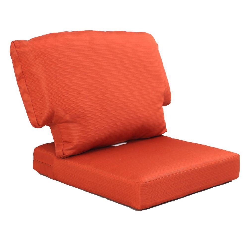 outdoor chair cushions charlottetown quarry red replacement outdoor chair cushion PFPFRQV