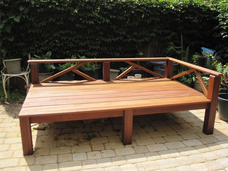 outdoor daybed custom made outdoor day bed LDCWIMW