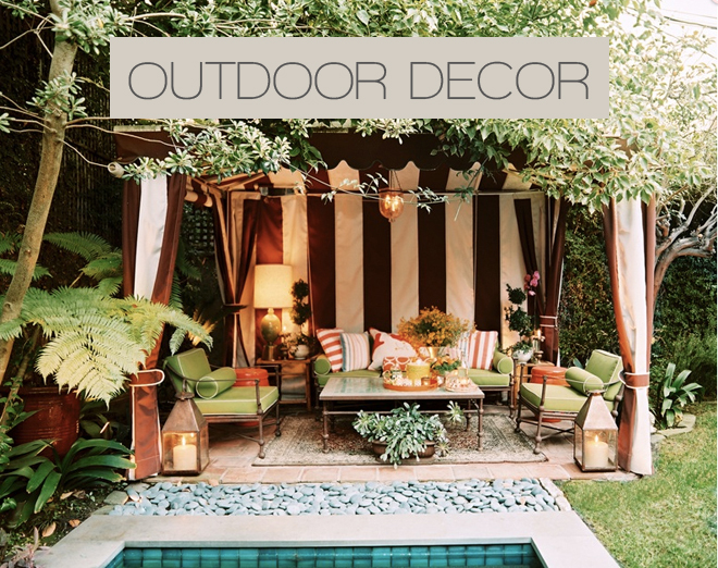 outdoor decor follow these simple outdoor décor tips that would transform your outdoor  space into an elegant retreat EXWTLTG