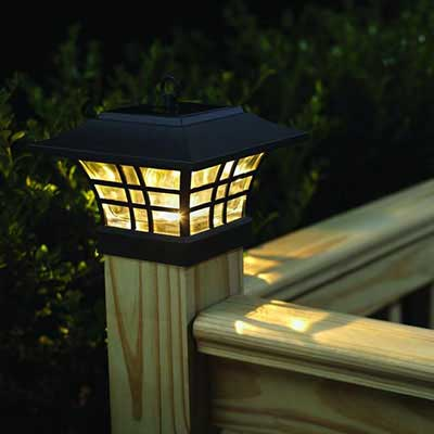 outdoor lighting deck lighting LEMHQXY