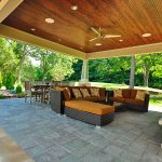 3 Ideas for Designing an Outdoor Living Room