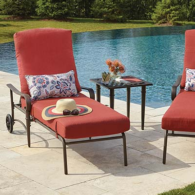 outdoor lounge chairs outdoor chaise lounges TKPHUQF