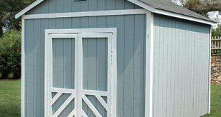 outdoor storage sheds wood UTXTASC