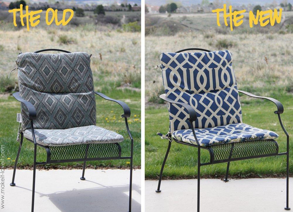 patio chair cushions TCUMQER