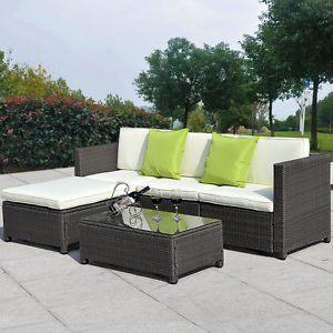 patio couch image is loading 5pc-outdoor-patio-sofa-set-sectional-furniture-pe- NKSWFHG