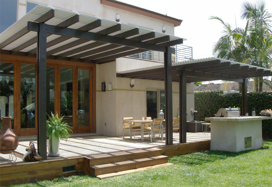 patio cover ideas exterior cool modern patio cover WVYYATB