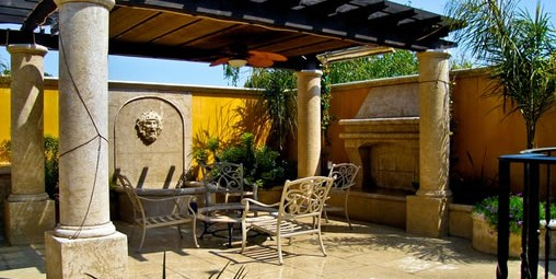 patio cover ideas pergola columns, mediterranean pergola, patio pergola pergola and patio  cover landplanu0027s landscaping pleasanton, BLSNALH