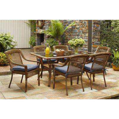 patio dining sets spring ... KBLHCYM