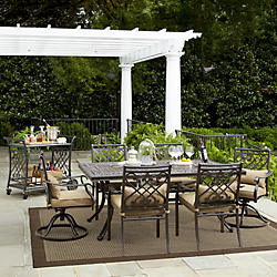patio furniture sets dining sets VHHXYQF