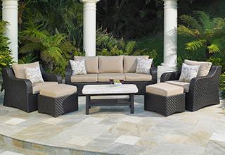 patio furniture valencia RXEPCYZ