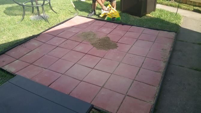 patio pavers made recently TGVGBAZ