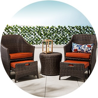 patio sets dining sets · conversation sets · small-space patio furniture ... KCICAUO