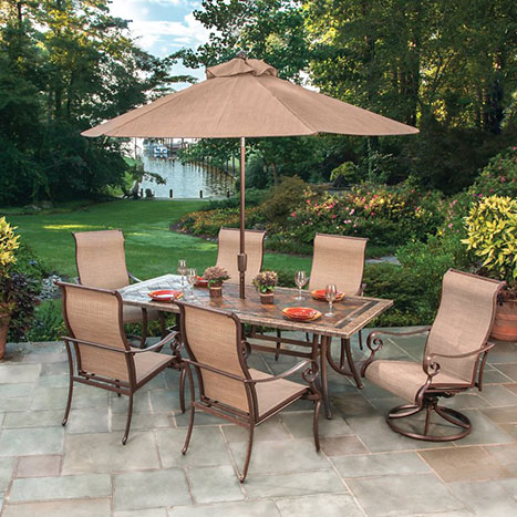 Picking a Patio Set