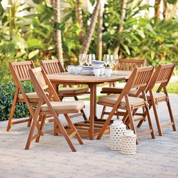 patio table patio dining sets VOUUGOA