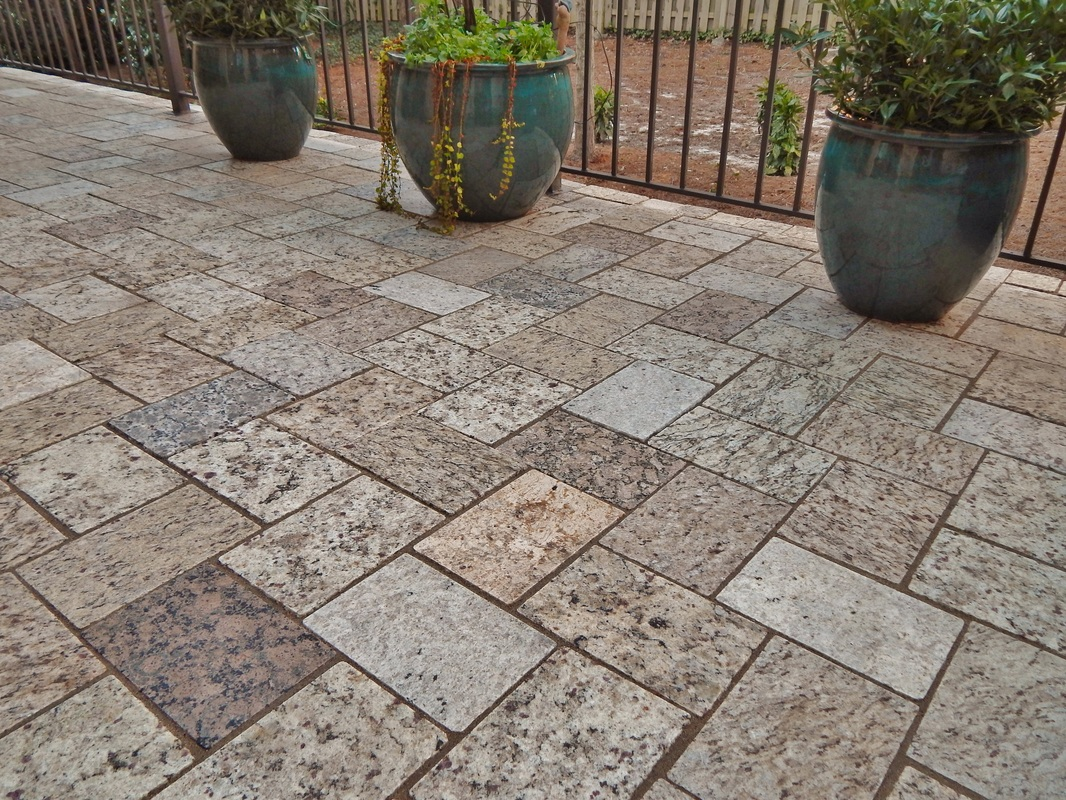 The Strength of Paver Stones
