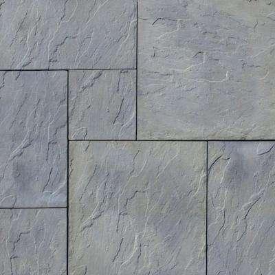 paver stones patio-on-a-pallet ... FARCBVQ