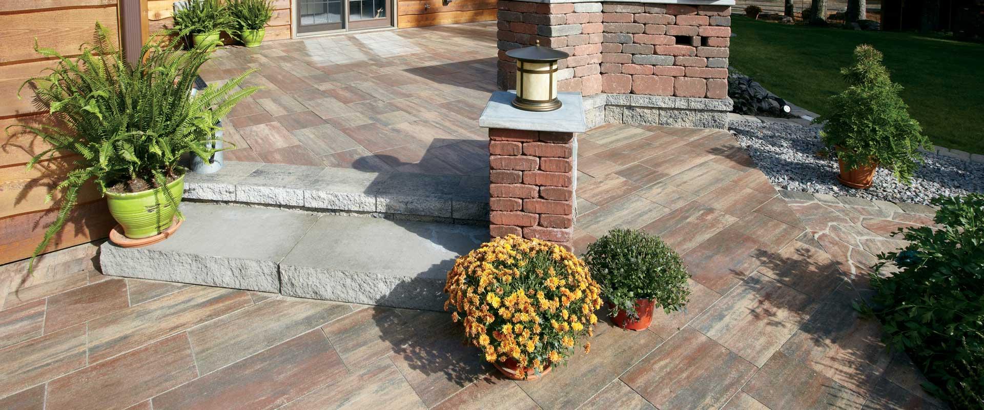 pavers u0026 patio stones TLCOACO