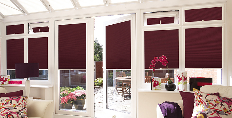 perfect fit blinds perfect fit blind - shot silk burgundy PVXGMDC